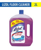 Lizol Lavender Disinfectant Surface Cleaner 2L