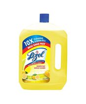 Lizol Citrus Disinfectant Surface Cleaner 2L
