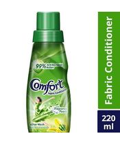 Comfort Anti Bacterial Green Fabric Conditioner 220ml