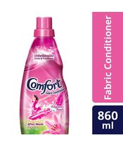 Comfort Lily Fresh Pink Fabric Conditioner 860ml