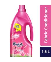 Comfort Lily Fresh Pink Fabric Conditioner 1.6L