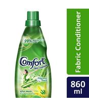 Comfort Anti Bacterial Green Fabric Conditioner 860ml