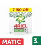 Ariel Front Load Matic Detergent Washing Powder 3Kg