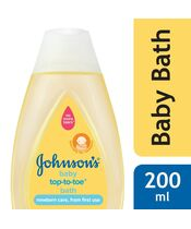 Johnson's Baby Top to Toe Bath baby wash 200ml
