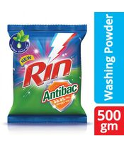 Rin Anti-Bacterial Detergent Powder with Neem 500g