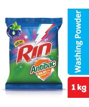 Rin Anti-Bacterial Detergent Powder with Neem 1Kg