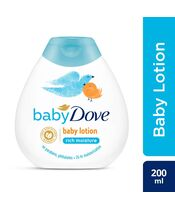 Dove Rich Moisture Nourishing Baby Lotion 200ml