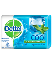 Dettol Cool Bar Soap 125g