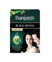 Banjaras Black Henna Brazilian Black Hair Colour