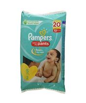 Pampers Lotion with Aloe Vera Baby Dry Pants Small for 4-8 Kg