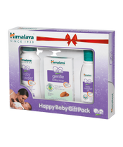 Himalaya Happy Baby Care Gift Pack 3in 1