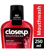 Closeup Red Hot Mouthwash 250ml