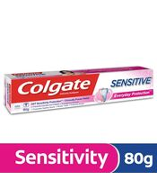 Colgate Sensitive Anticavity Everyday Protection Toothpaste 80g